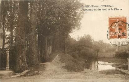 """/ CPA FRANCE  71 """"Saint Bérain sur Dheune, promenade sur les bords de la Dheune"""""""