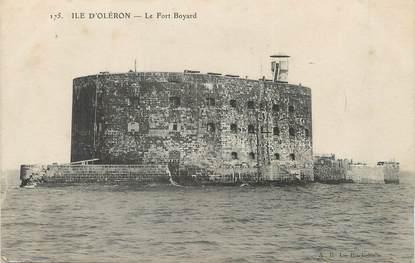 "/ CPA FRANCE 17 ""Ile d'Oleron, le fort Boyard"""