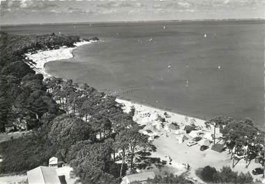 """CPSM FRANCE 85 """"Noirmoutier, le camping de la plage"""""""