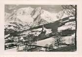 """74 Haute Savoie CPSM FRANCE 74 """"Combloux et le Mont blanc"""""""