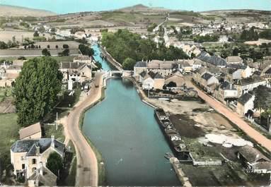 """CPSM FRANCE 71 """"Saint Léger sur Dheune, le pont sur le canal"""""""