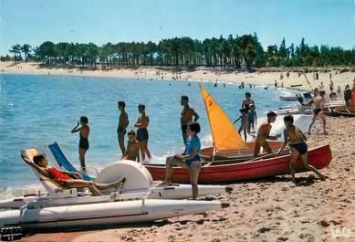 """/ CPSM FRANCE 17 """"Ile d'Oléron, Boyardville, la plage"""""""