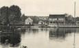 """/ CPSM FRANCE 78 """"Rosny sur Seine, le bac vers Guernes"""""""