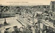 """02 Aisne CPA FRANCE 02 """"Saint Quentin, panorama du Quartier Saint Jean"""""""