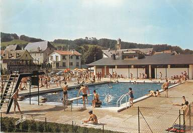"/ CPSM FRANCE 64 ""Nay en Bearn, la piscine municipale"""