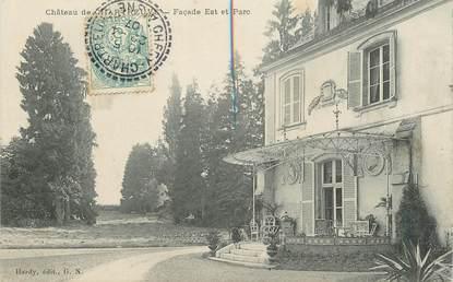 """CPA FRANCE 02 """"Chateau de Chartreuse"""""""