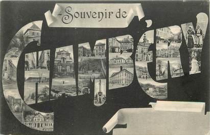 "CPA FRANCE 73 ""Souvenir de Chambéry"""