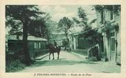 """11 Aude CPA FRANCE 11 """"Felines Minervois, Route de Saint Pons"""""""