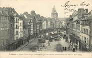 "14 Calvado CPA FRANCE 14 ""Lisieux, Place Victor Hugo"""
