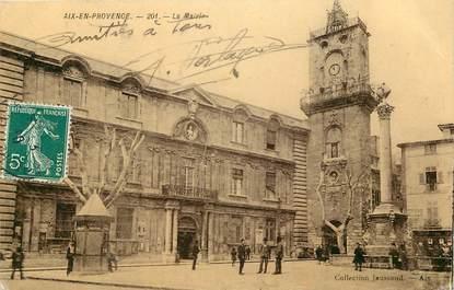 """CPA FRANCE 13 """"Aix en Provence"""""""