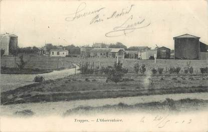"""/ CPA FRANCE 78 """"Trappes, l'observatoire"""""""