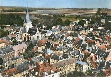 """/ CPSM FRANCE 02 """"Marle sur Serre, centre du bourg"""""""