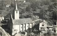 """09 Ariege / CPSM FRANCE 09 """"Erce, l'église"""""""
