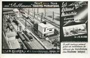 "75 Pari CPSM FRANCE 75009 ""Paris, rue d'Amsterdam, magasin de modélisme, train miniature"""