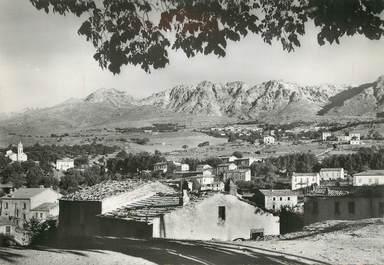 """/ CPSM FRANCE 20 """"Calacuccia et le Monte Cinto"""""""