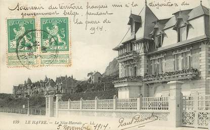"CPA FRANCE 76 ""Le Havre, le Nice havrais"""