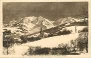 """74 Haute Savoie / CPA FRANCE 74 """"Combloux, et le mont Blanc"""""""