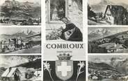 """74 Haute Savoie / CPSM FRANCE 74 """"Quelques vues de Combloux"""""""