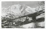 """74 Haute Savoie / CPSM FRANCE 74 """"Combloux, et le Mont Blanc """""""