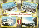 """74 Haute Savoie / CPSM FRANCE 74 """"Souvenir de Combloux"""""""