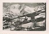 """74 Haute Savoie / CPSM FRANCE 74 """" Combloux, et le Mont Blanc"""""""