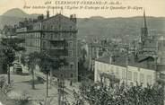 """63 Puy De DÔme CPA FRANCE 63 """"Clermont Ferrand, La rue Andrée Monnier"""""""