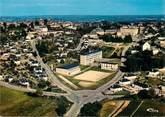 """19 Correze / CPSM FRANCE 19 """"Egletons, vue générale aérienne """""""