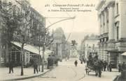 """63 Puy De DÔme CPA FRANCE 63 """"Clermont Ferrand, Bld Desaix"""""""