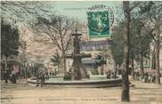 """63 Puy De DÔme CPA FRANCE 63 """"Clermont Ferrand, Fontaine de la Place Delille"""""""
