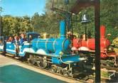 """75 Pari / CPSM FRANCE 75016 """"Paris, Bois de Boulogne"""" / TRAIN MINIATURE"""