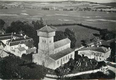 """/ CPSM FRANCE 55 """"Dugny, la vieille église"""""""