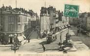 """63 Puy De DÔme CPA FRANCE 63 """"Clermont Ferrand, rues Neuve et Saint Louis"""""""
