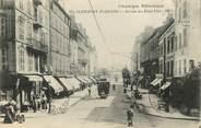"""63 Puy De DÔme CPA FRANCE 63 """"Clermont Ferrand, avenue des Etats Unis"""""""