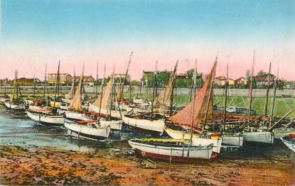 """CPA FRANCE 17 """"L'Ile d'Oléron, port de la Cotinière"""""""