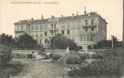 "CPA FRANCE 06 ""Juan les Pins, Grand Hotel"""