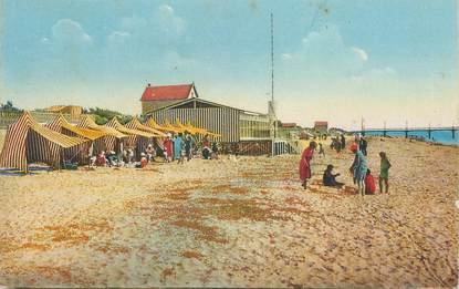 "CPA FRANCE 17 ""Chatelaillon plage """