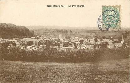 """CPA FRANCE 76  """"Gaillefontaine"""""""