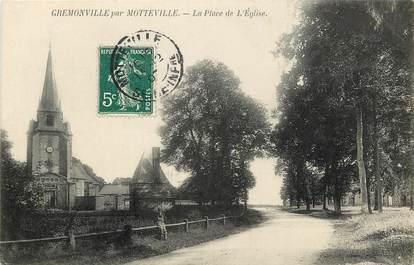 """CPA FRANCE 76 """"Gremonville par Motteville"""""""