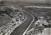 """/ CPSM FRANCE 11 """"Port La Nouvelle, vue aérienne sur le quartier du fort"""""""