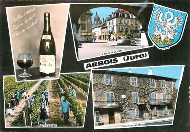 "/ CPSM FRANCE 39 ""Arbois"""