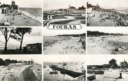 """CPSM FRANCE 17 """"Fouras """""""