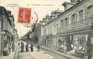 """76 Seine Maritime CPA FRANCE 76 """"Fauville, la grande rue"""""""