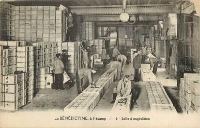 """CPA FRANCE 76 """"Fécamp, la Bénédictine"""""""
