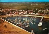 """17 Charente Maritime / CPSM FRANCE 17 """"Ile d'Oléron, au dessus de la Cotinière"""""""