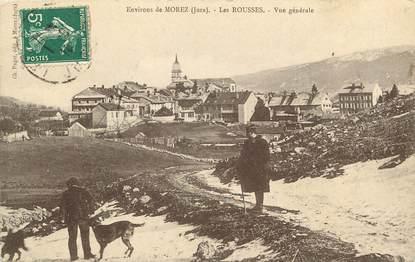 """CPA FRANCE 39 """"Les Rousses, env. de Morez"""""""