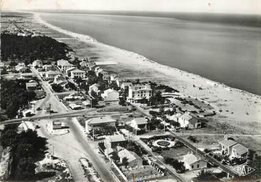 """/ CPSM FRANCE 66 """"Argelès plage, vue aérienne"""""""