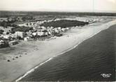 """66 PyrÉnÉe Orientale / CPSM FRANCE 66 """"Argelès plage,vue aérienne sur la plage"""""""