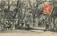 """13 Bouch Du Rhone CPA FRANCE 13 """"Aubagne, le cours et la Fontaine"""""""