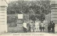 "13 Bouch Du Rhone CPA FRANCE 13 ""Aubagne, Infirmerie militaire"""