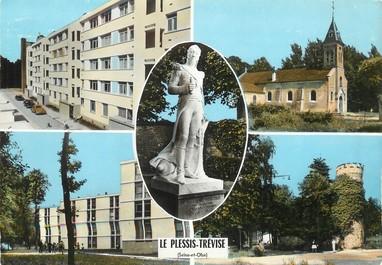 """/ CPSM FRANCE 94 """"Le Plessis Trévise"""""""
